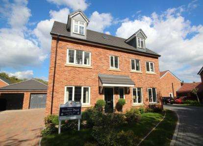 6 Bedrooms Detached House for sale in Rounton Place, Nascot Wood Road, Watford, Hertfordshire