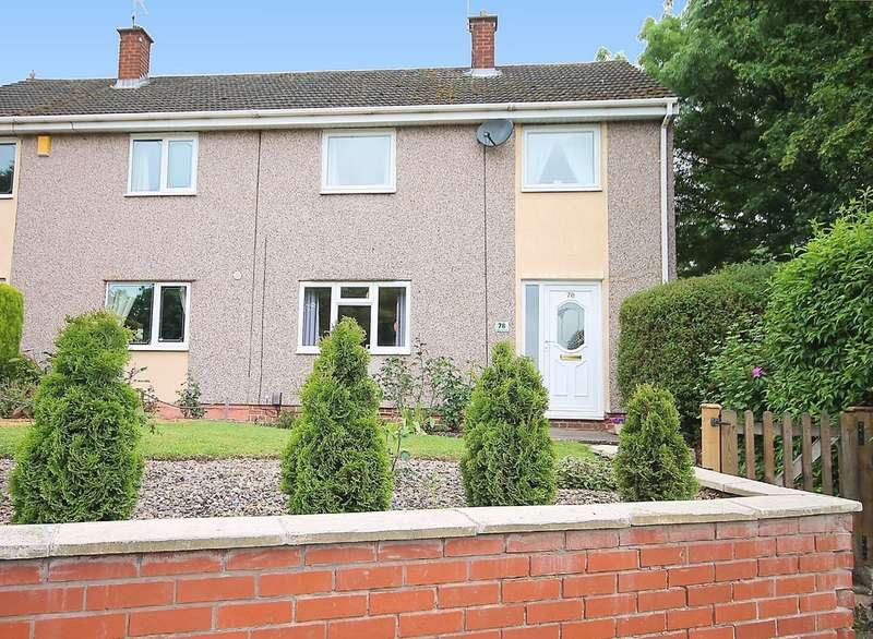 3 Bedrooms Semi Detached House for sale in Tinkers Green Road, Wilnecote