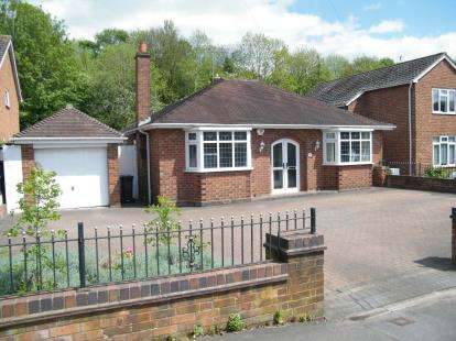 2 Bedrooms Bungalow for sale in Haden Hill Road, Halesowen, West Midlands