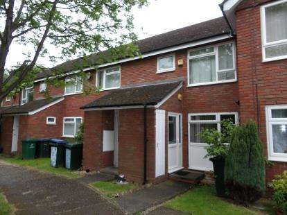 2 Bedrooms Maisonette Flat for sale in Oakey Close, Coventry