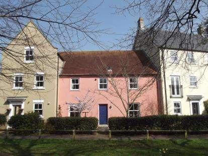 3 Bedrooms Terraced House for sale in Black Notley, Braintree