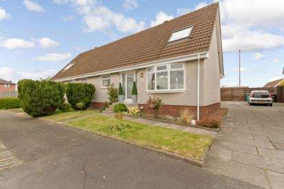 3 Bedrooms Semi Detached House for sale in Islay Quadrant, Wishaw, North Lanarkshire