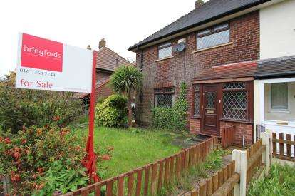 3 Bedrooms Semi Detached House for sale in Highfield Close, Hyde, Greater Manchester