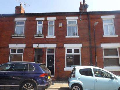 2 Bedrooms Terraced House for sale in Hampton Road, Urmston, Manchester, Greater Manchester