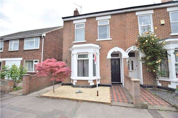 4 Bedrooms Semi Detached House for sale in Malvern Road, GLOUCESTER, GL1 3JT
