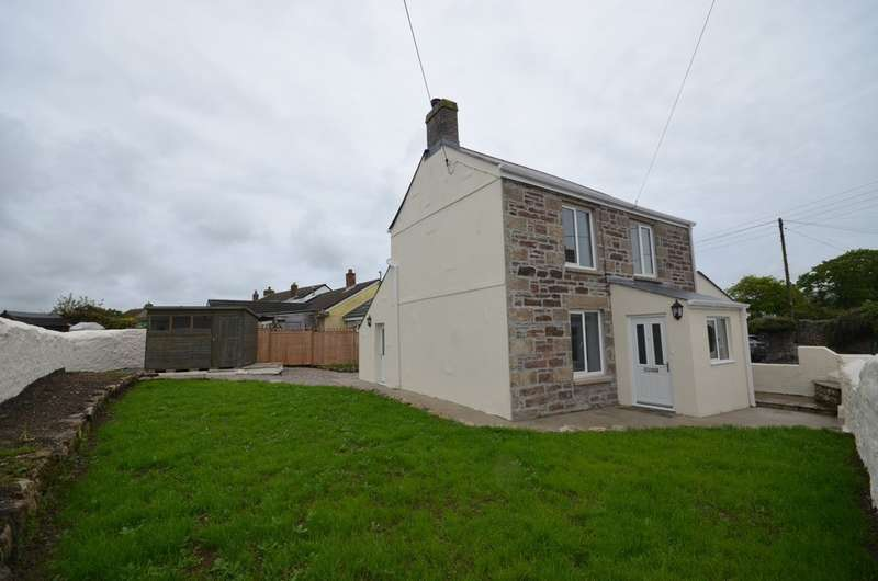 3 Bedrooms Detached House for sale in West End, St. Day