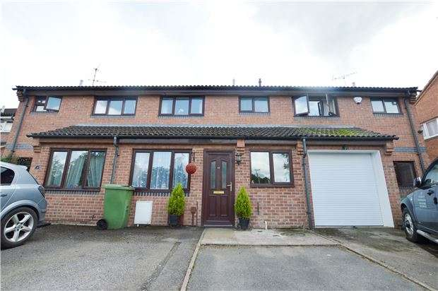 3 Bedrooms Terraced House for sale in Reddings Road, GL51 6UE