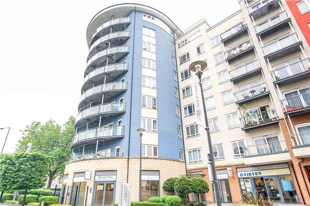 2 Bedrooms Flat for sale in Arctic House, Heritage Avenue, COLINDALE, NW9 5FL