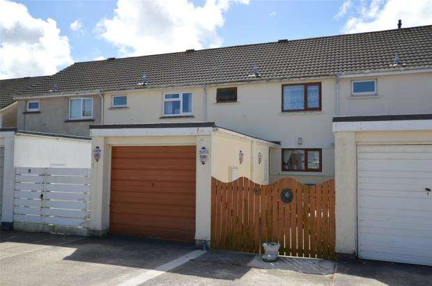 3 Bedrooms Terraced House for sale in Downside Close, Newquay, Cornwall