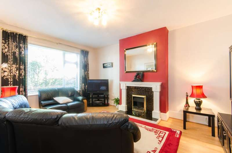 4 Bedrooms End Of Terrace House for sale in Semley Road, Norbury, SW16