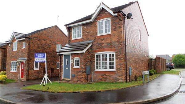 3 Bedrooms Detached House for sale in Brotherston Drive, Blackburn