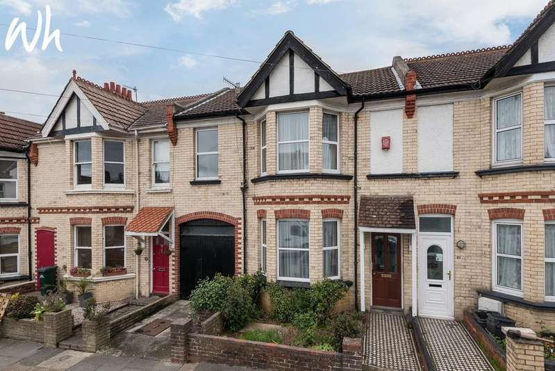 4 Bedrooms Terraced House for sale in Leighton Road, Hove BN3