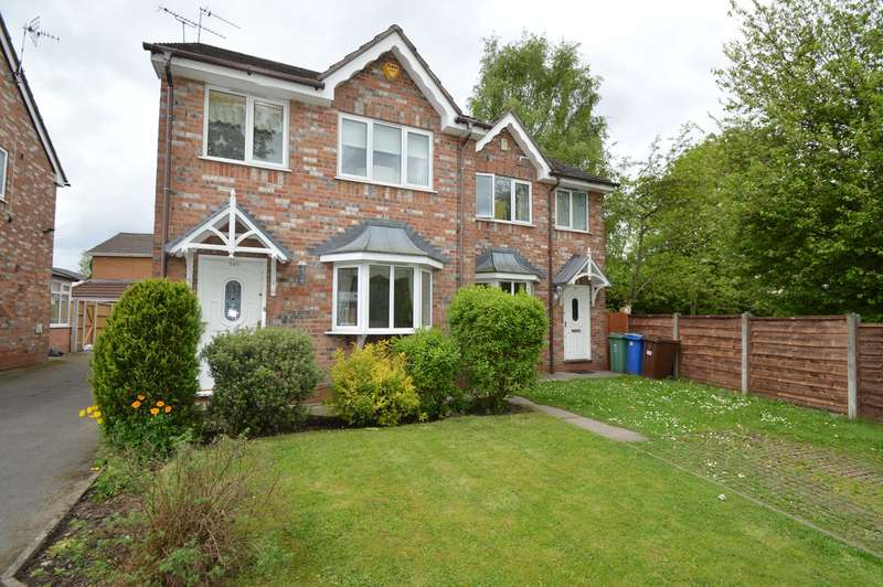 3 Bedrooms Semi Detached House for sale in Parr Lane, Unsworth, Bury, BL9