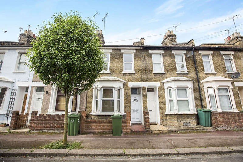 2 Bedrooms Property for sale in Tennyson Road, London, E15