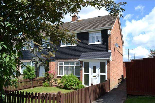3 Bedrooms End Of Terrace House for sale in Winchat Close, Binley, Coventry, West Midlands