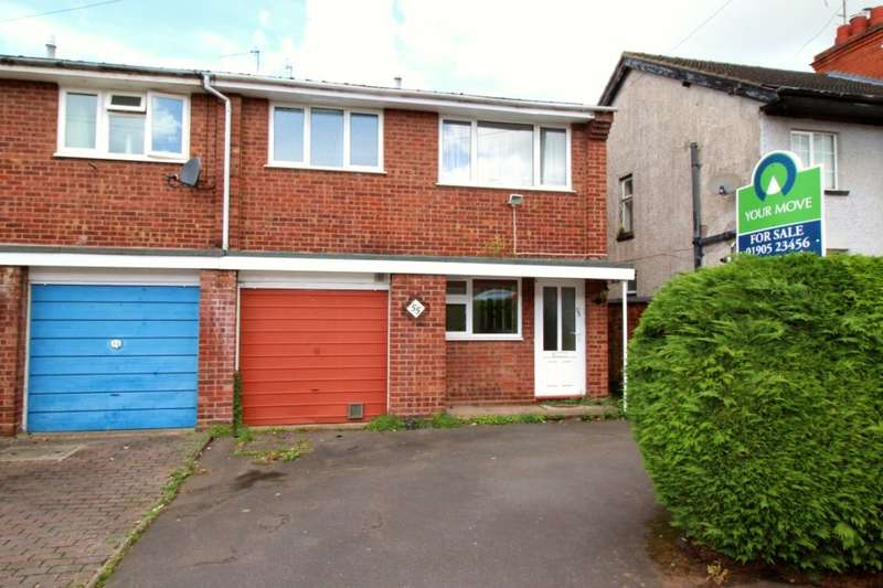 3 Bedrooms Property for sale in Sunnyside Road, Worcester, WR1