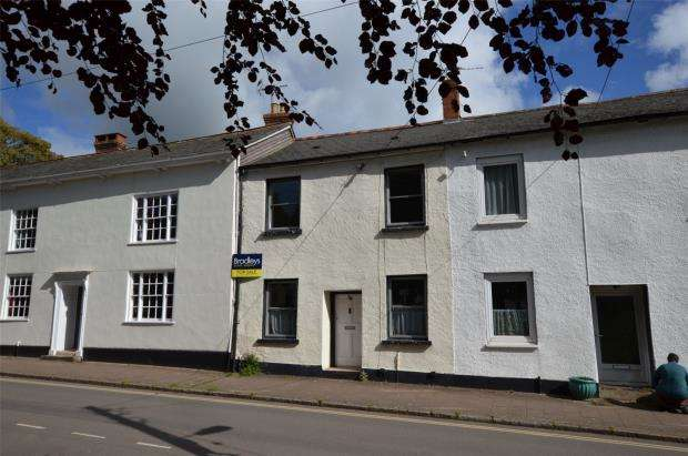 2 Bedrooms Terraced House for sale in St. Lawrence Green, Crediton, Devon