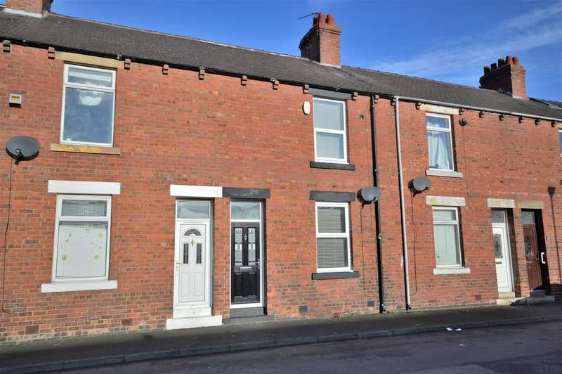 2 Bedrooms Terraced House for sale in Mulberry Terrace, New Kyo, Stanley