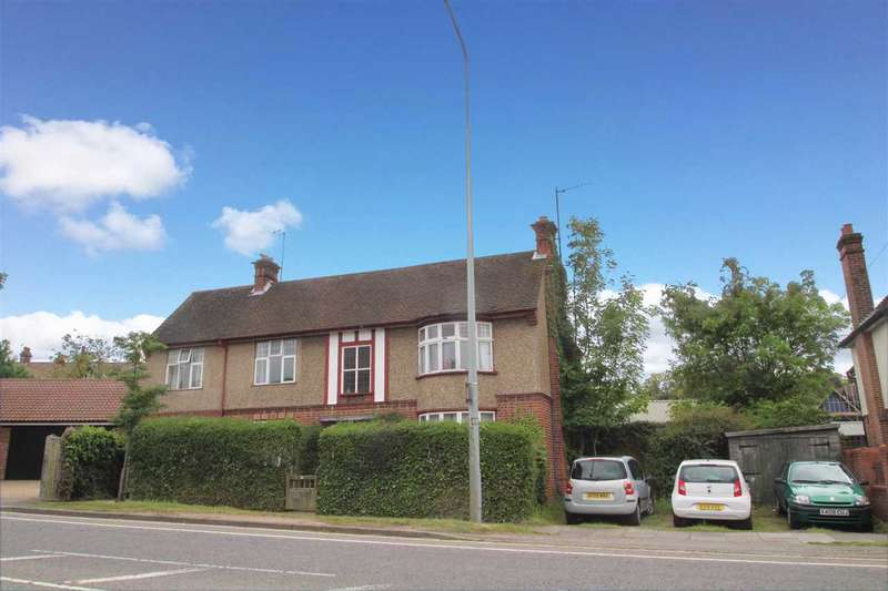 6 Bedrooms Detached House for sale in Valley Road, Ipswich