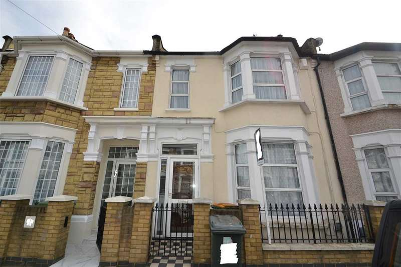 4 Bedrooms Terraced House for sale in Kitchener Road, Forest Gate, London
