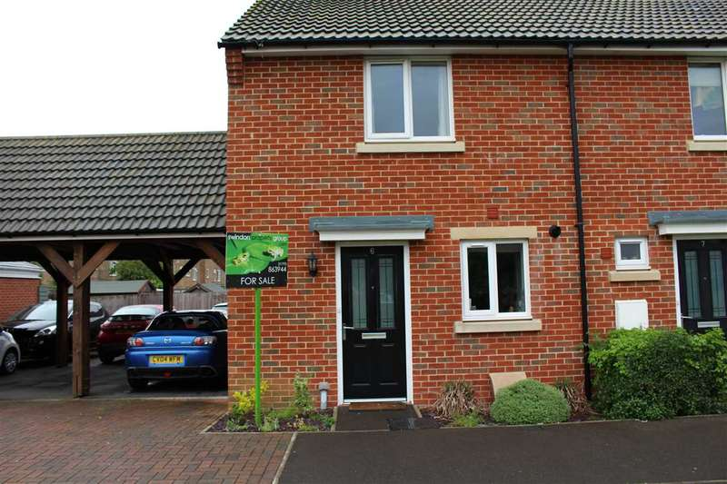 2 Bedrooms Property for sale in Worthington Close, Nythe, Swindon