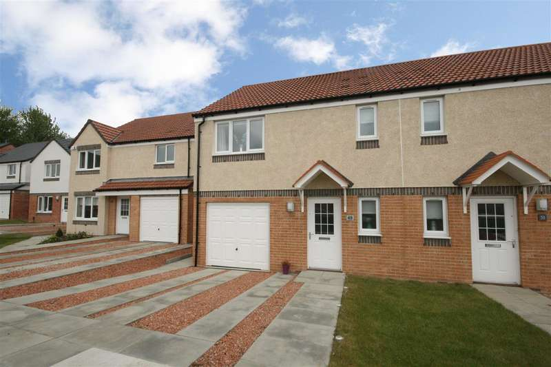 3 Bedrooms Semi Detached House for sale in Rodel Drive, Falkirk