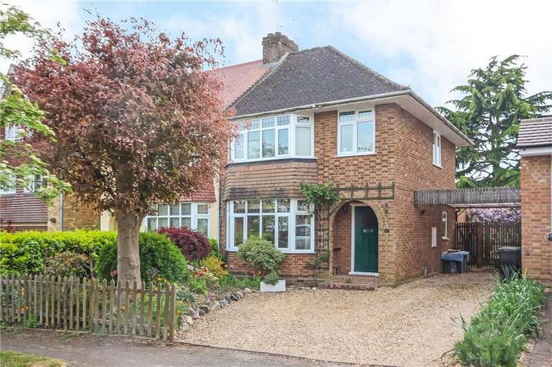 3 Bedrooms Semi Detached House for sale in Bettespol Meadows, Redbourn, St. Albans, Hertfordshire