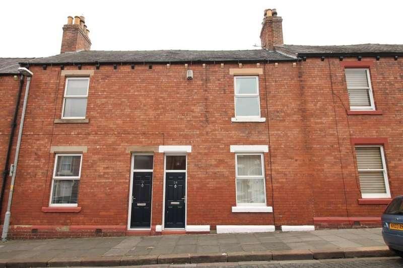 2 Bedrooms Terraced House for sale in Bassenthwaite Street, Carlisle