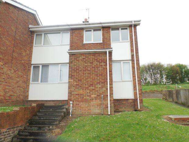 2 Bedrooms Terraced House for sale in NAISBETT AVENUE, HORDEN, PETERLEE AREA VILLAGES