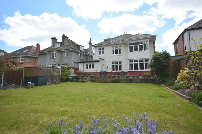 6 Bedrooms Detached House for sale in St Albans Avenue, Queens Park, Bournemouth
