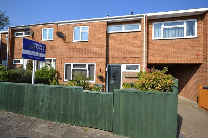 4 Bedrooms Terraced House for sale in Jubilee Rise, Danbury