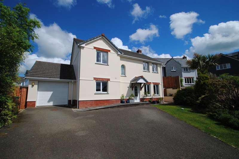 4 Bedrooms Detached House for sale in Grass Valley Park, Bodmin