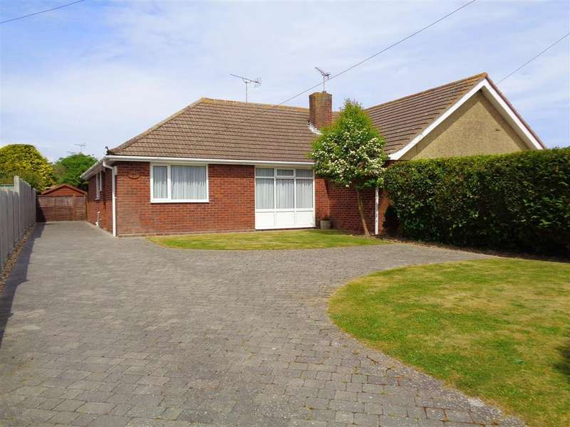 2 Bedrooms Semi Detached Bungalow for sale in Drift Road, Nyetimber