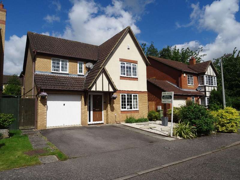 4 Bedrooms Detached House for sale in COLSONS WAY, OLNEY