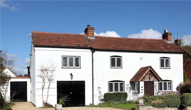 5 Bedrooms Detached House for sale in High Street, Drayton, Abingdon, OX14