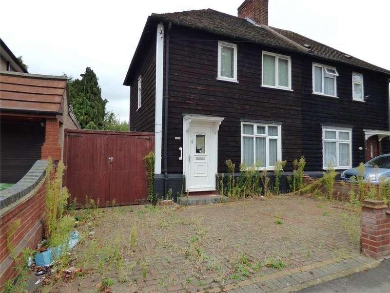 3 Bedrooms Semi Detached House for sale in Becontree Avenue, Dagenham, Essex, RM8