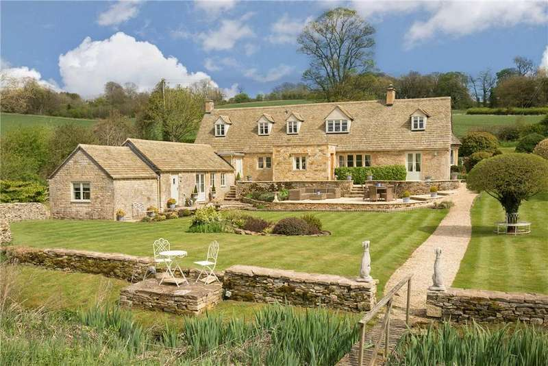 4 Bedrooms Detached House for sale in Guiting Power, Cheltenham, GL54