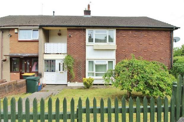 3 Bedrooms Flat for sale in Humber Close, Bettws, NEWPORT
