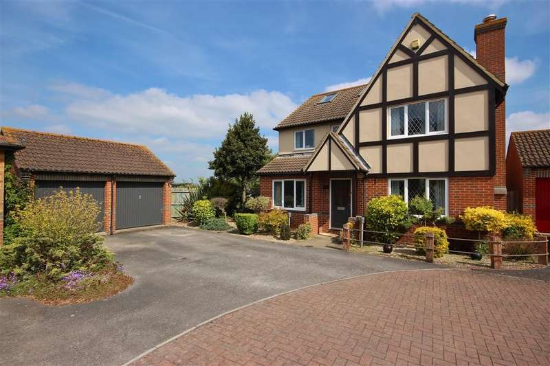6 Bedrooms Detached House for sale in Churchward Close, Grove, Wantage, OX12