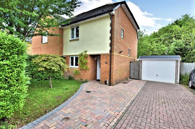 2 Bedrooms Semi Detached House for sale in Cherry Grove, Reading, RG2