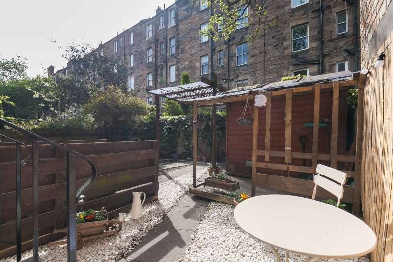 1 Bedroom Ground Flat for sale in Edina Place, Edinburgh, EH7 5RP