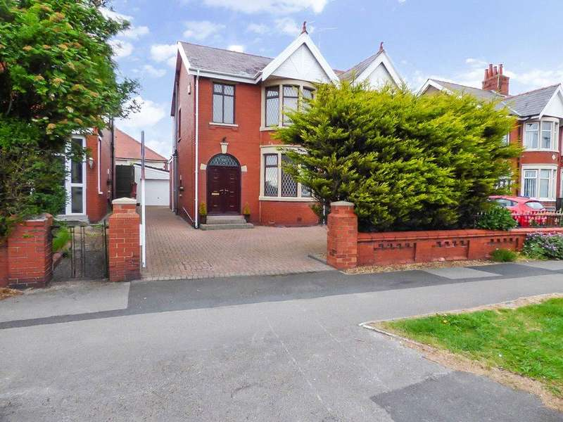3 Bedrooms Semi Detached House for sale in Preston New Road, Marton, Blackpool