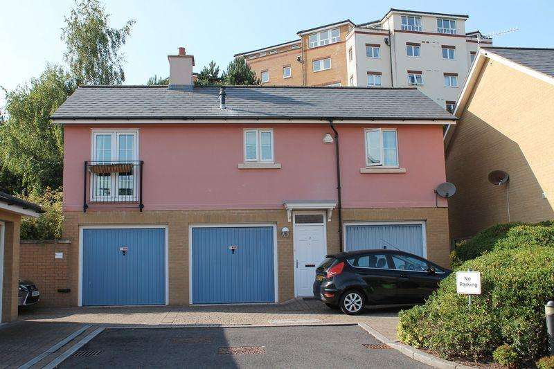 2 Bedrooms Detached House for sale in Eastcliff, Portishead