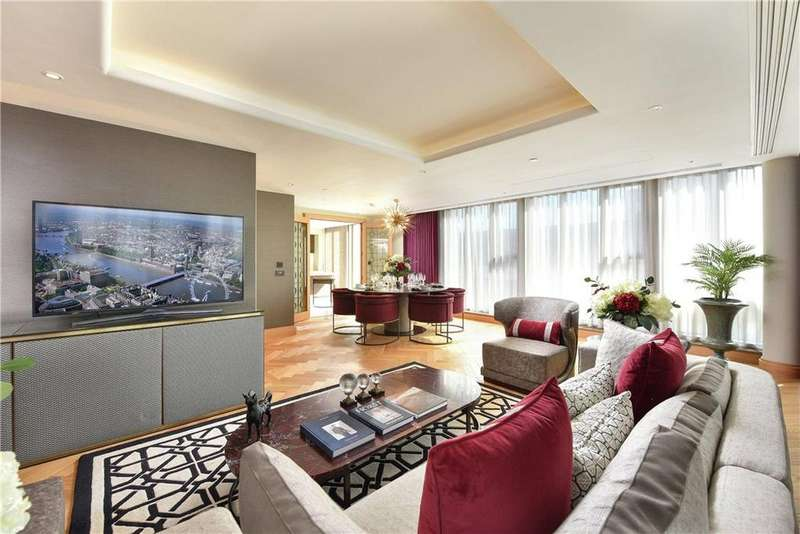 3 Bedrooms Flat for sale in Abell and Cleland Houses, John Islip Street, Westminster, London, SW1P