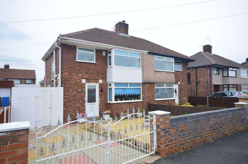 3 Bedrooms Semi Detached House for sale in Woodland Road, Halewood