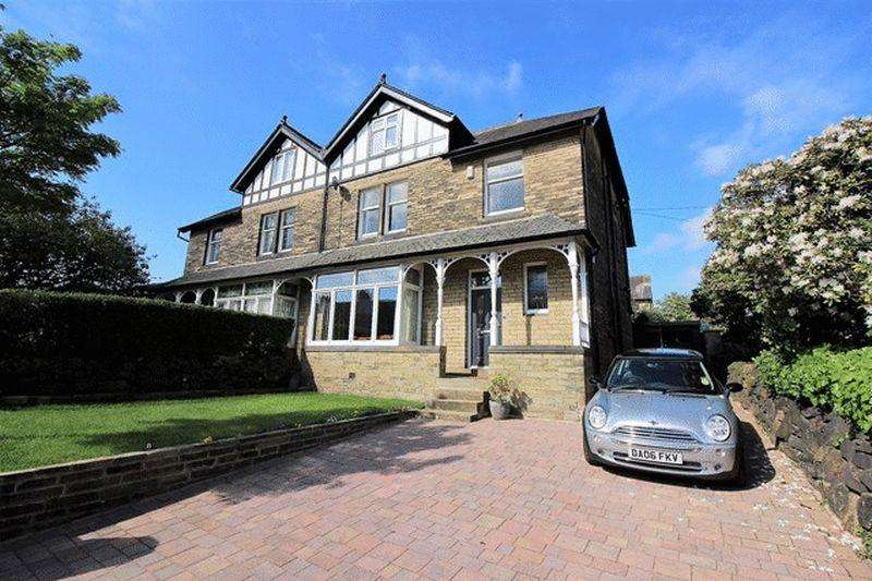6 Bedrooms Semi Detached House for sale in Weston, Skircoat Green , Halifax