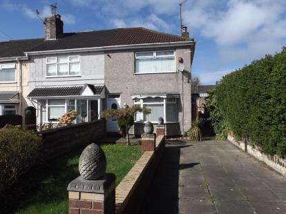 3 Bedrooms End Of Terrace House for sale in Natal Road, Walton, Liverpool, Merseyside, L9
