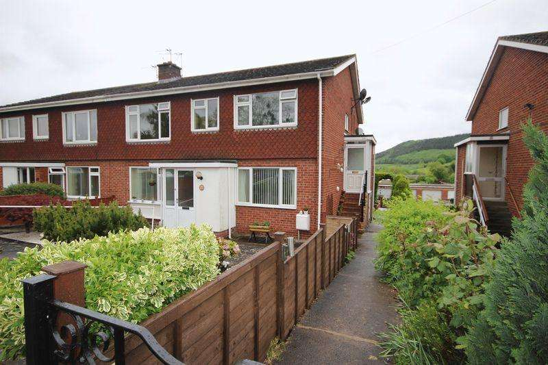 2 Bedrooms Maisonette Flat for sale in Merrivale, Ross-on-Wye