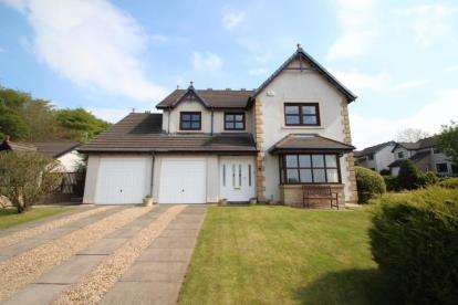 4 Bedrooms Detached House for sale in Lomond View, Symington
