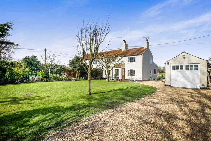 3 Bedrooms Cottage House for sale in Vicarage Lane, Mettingham, Bungay